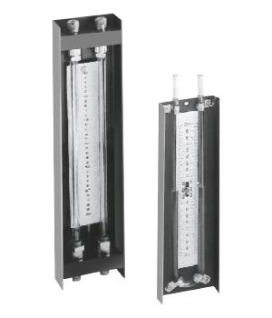 GLASS TUBE TYPE PRESSURE GAUGE series MV600