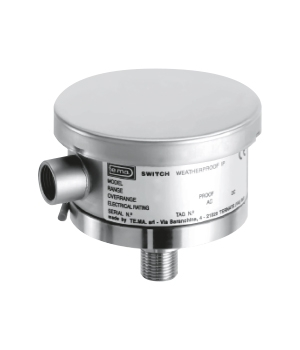 DIAPHRAGM TYPE WEATHERPROOF PRESSURE SWITCHES seri