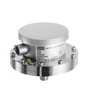 WEATHERPROOF LOW RANGE PRESSURE SWITCHES series PM