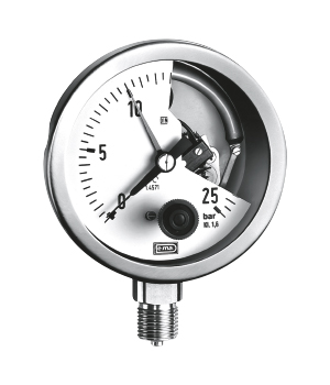 INDICATING  DIAL PRESSURE AND TEMPRATURE SWITCH